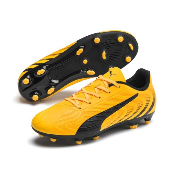 Teamplayer | Puma ONE 20.4 FGAG Jr. Nockenschuh