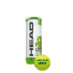 Head Tip Green - 3 BALL SINGLE CAN Kinder