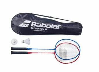 Babolat Badminton Leisure Kit X2
