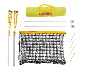 Volleyballset Sunvolley LC mit 6 Meter Netz