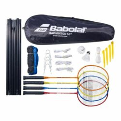 Babolat Badminton Leisure Kit X4